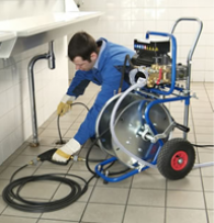 Plumber drain cleaning in Surprise Arizona